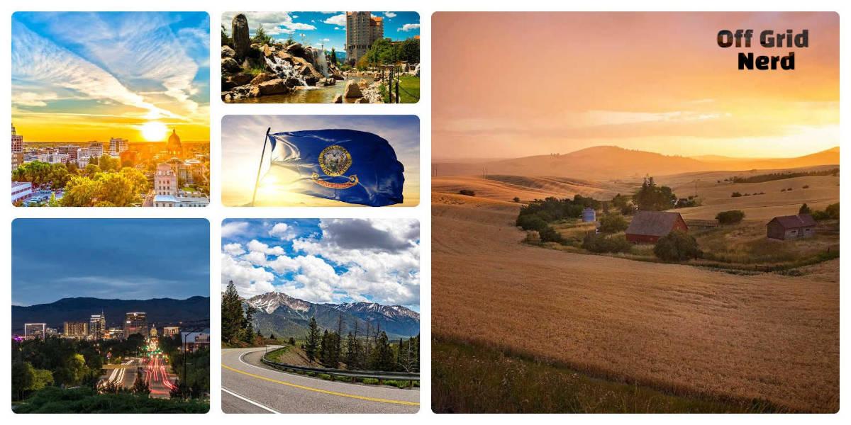 Idaho for homesteading
