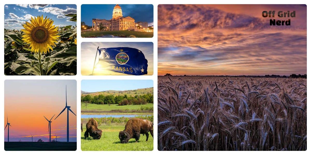 Kansas for homesteading