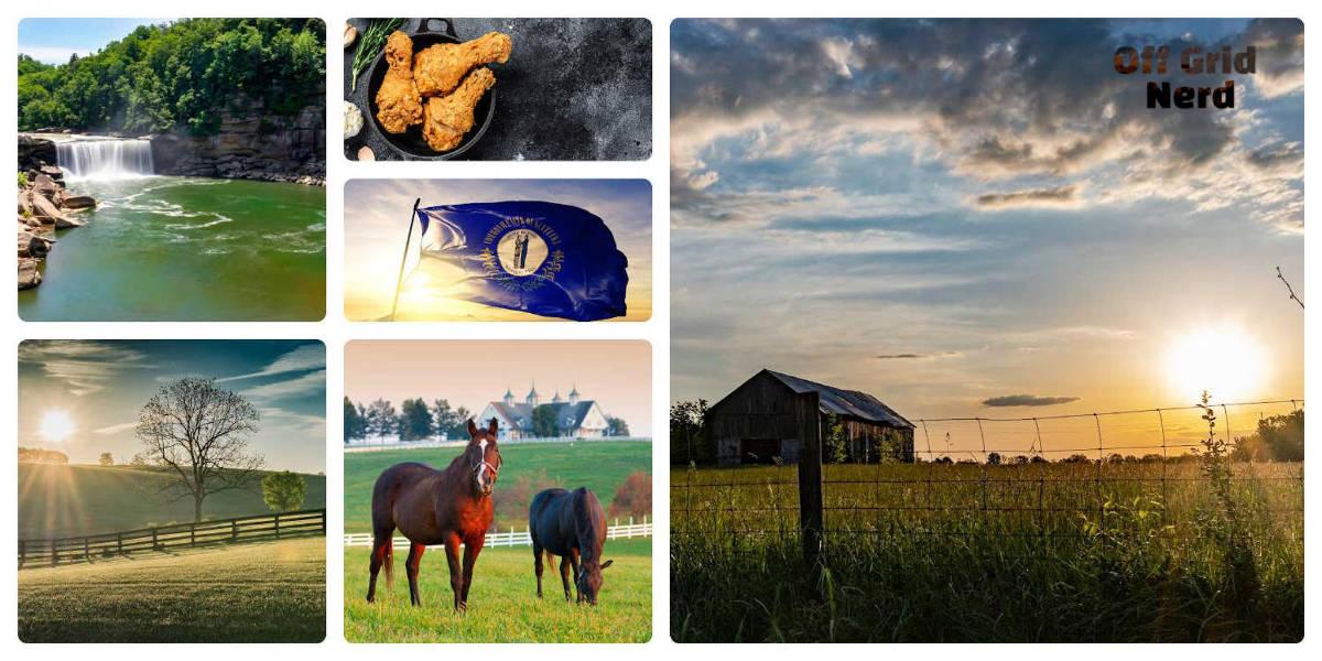 Kentucky for homesteading