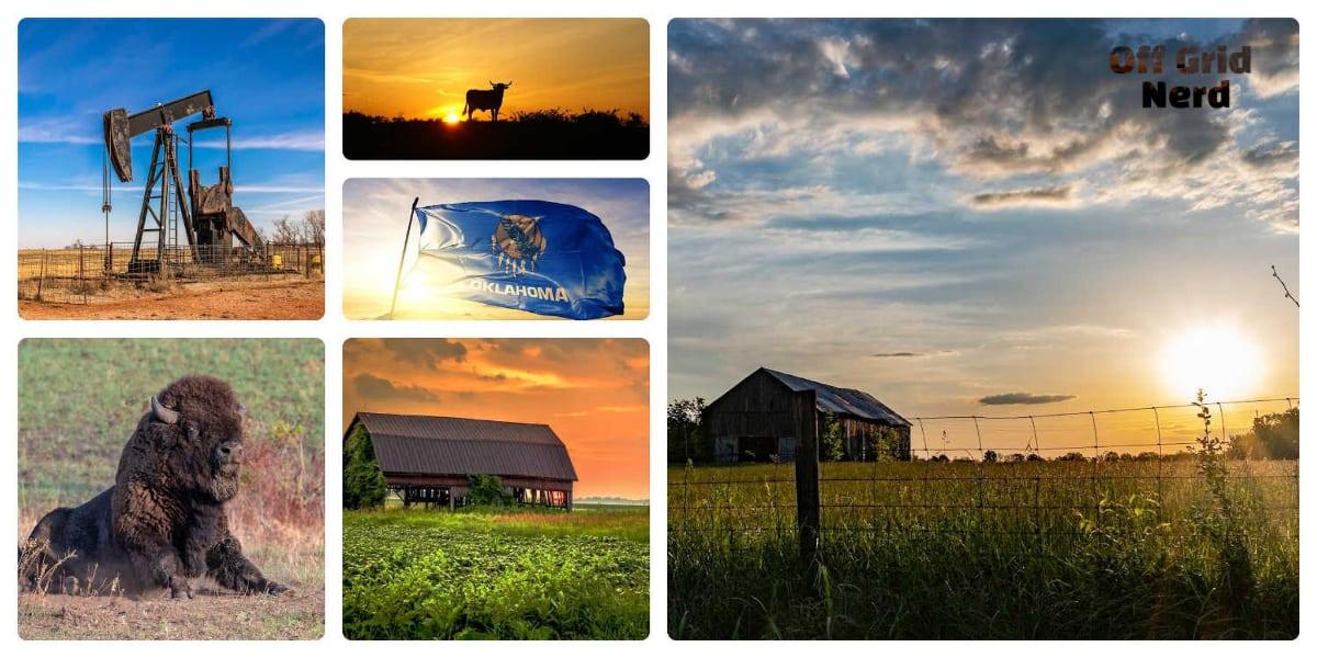 Oklahoma for homesteading